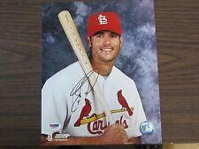 Eli Marrero Autographed / Signed 8x10 Photo PSA/DNA St Louis Cardinals
