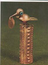 Sonaja De Oro Cultura Chimu Lambayeque Peru Postcard 071a
