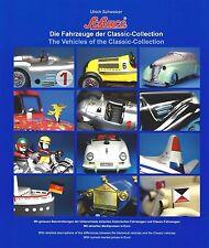 """Libro de coleccionista """"los vehículos de la Schuco Classic-Collection"""" ***"""