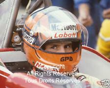 Gilles Villeneuve F1 Formula One - Lot 50 Photos (8x10)