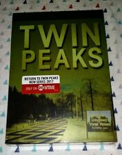 NEW! TWIN PEAKS: THE DEFINITIVE GOLD BOX EDITION/ COMPLETE SERIES. SHIPS FREE