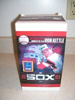 Ron Kittle 1983 Bobblehead Bobble Head Chicago White Sox Aldi  1124