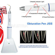 US Dental Endo Cordless Obturation Pen Endo Treatment Gutta Percha System 4 Tips