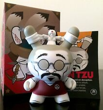 "DUNNY 3"" ART OF WAR SERIES JPK JOHN PAUL KAISER SUN TZU 1/20 KIDROBOT TOY FIGURE"