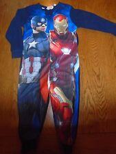 BNWT Ragazzi in pile leggero un pezzo pigiama. Avengers. 2-3 ANNI. (1/4)