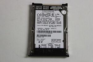 IBM LENOVO 39T2521  2.5 40GB ATA IDE HARD DRIVE 39T2520 HITACHI HTS541040G9AT00