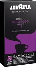 100 Lavazza Espresso VIGOROSO Compatibili Nespresso Cialde Capsule Caffè caffe