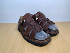Prematuro Produce Y así  Timberland Brown Sandals & Beach Shoes for Men for sale | eBay