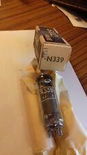 GEC,N339 valve,new old stock, radio valves,2 valves
