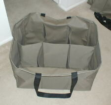 6 Pocket Custom Decoy Bag for Larger Full Body, Oversize Goose, Honkers