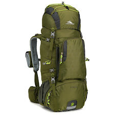 High Sierra Tech 2 Series Titan 55 Frame Pack, Moss/ Mercury | 62421-4416