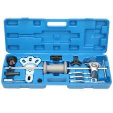 New Slide Hammer Dent Puller Tool Kit Wrench Adapter Axle Bearing Hub Auto Set