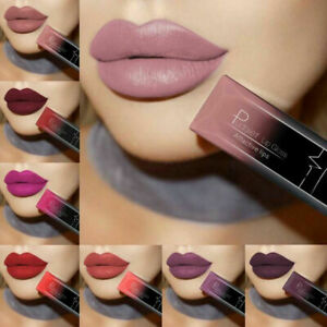 21 Colors PUDAIER Long Lasting Waterproof Velvet Matte Lipstick Liquid Lip Gloss
