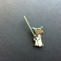 Star Wars - Muppet Mystery Collection - Rizzo as Yoda Disney Pin 77116