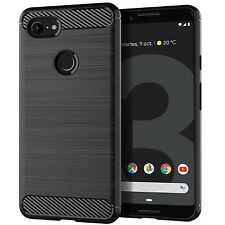 Lightweight Slim Fit Flex Protective Shockproof Case Cover for Google Pixel 3