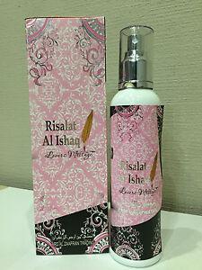Risalth Al Ishaq Air Freshner By Ard Al Zafaaran Made In UAE DUBAI NEW