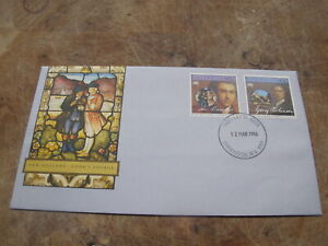 1986 Australia First Day Cover / FDC - New Holland -Captain Cook- Cannington fr