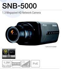 SAMSUNG ipolis Snb 5000 HD TELECAMERA IP Network. Dual Stream