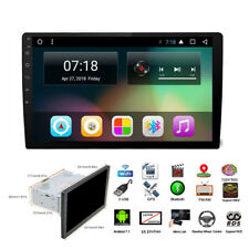 """HD 1Din 10.1"""" Auto GPS Stereo Radio Player Android 7.1 Wifi 3G/4G 4-Core DAB RDS"""