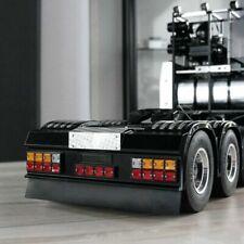 Für 1/14 Tamiya Scania R620 R470 LESU LED Signallicht Lampe mit Rear Stoßstange