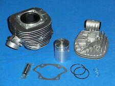 Zylinder Kolben Set 50ccm + Zylinderkopf für Simson Schwalbe KR51/1 Motor