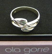 Escocés Ola Gorie 9 Ct Oro Amarillo Cecily Anillo Artes Y Manualidades En Caja