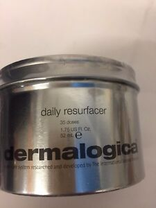 DERMALOGICA Daily Resurfacer 35 doses, 1.75 Fl oz- New Sealed