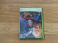 Devil May Cry 4 Xbox 360 NTSC-J JP Import