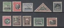 Liberia # 115-24 MINT Complete 1909-12 Set
