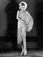 8x10 Print Edwina Booth Manhattan Cocktail 1928 by Clarence Bull #EB74