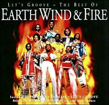 EARTH WIND & FIRE * 17 Greatest Hits * NEW CD  * All Original Hits * NEW