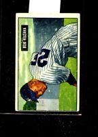 1951 BOWMAN #97 BOB KUZAVA SENATORS VGEX E01463