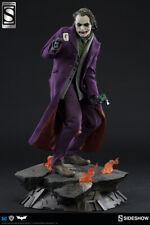 JOKER THE DARK KNIGHT  Sideshow EXCLUSIVE 17/1500 Premium Format Statue