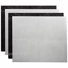 2 X Vent Filters for Matsui Cooker Hood Foam Filter Cut to Size 56cm