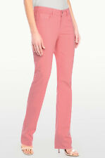 NWT NYDJ Not Your Daughters Jeans Marilyn STRAIGHT Winter Melon $124 Size 10P