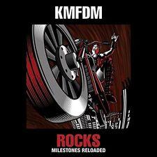 KMFDM - ROCKS-MILESTONES RELOADED (SPECIAL EDITION)   CD+DVD NEU