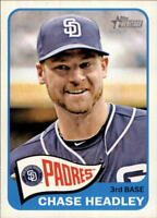 2014 Topps Heritage Baseball Base Singles #117-232 (Pick Your Cards)