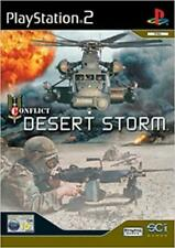 Conflict Desert Storm PS2 Game Used