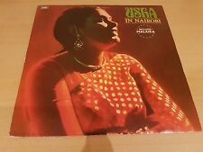 Usha in Nairobi Includes Malika - Very Rare Indian Press