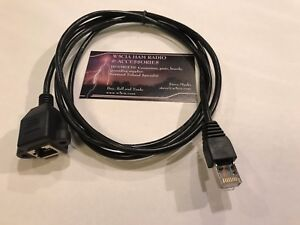 Kenwood Icom Yaesu Microphone Extension Cable Replacement for DFK-4  OPC-440