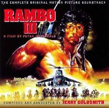 Jerry Goldsmith - Rambo III / 3 - Intrada / RARE CD!