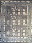 Hand-knotted Rug (Carpet) 9'2X11'9, Khotan mint condition