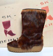 Fellstiefel polaris made Italy true vintage yeti Boots Hiver Bottes plateforme