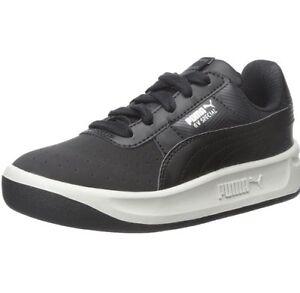 New NIB Puma GV Special Geofetti Jr YOUTH Sneaker Black 361100 03