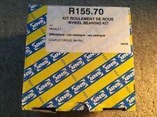 Renault R155.70 Rear Wheel Bearing Kit