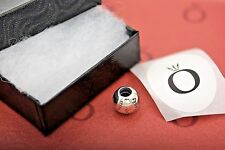 Genuine Pandora Sterling Silver Many Thanks Bead - 791276 with box as shown