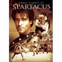 SPARTACUS (2004) -  DVD NEUWARE GORAN VISNJIC,ALAN BATES,ASSEN BLATECHKI