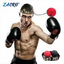 Boxing Reflex Speed Punch Ball Mma Sanda Boxer Raising Reaction Force Hand Eye