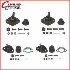 4 Pc Ball Joint Kit Front Ford Continental Mark Ltd Thunderbird Upper Lower