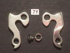 #71 Posteriore Deragliatore Mech Gear Hanger per Mongoose BIANCHI Arancione CORRATEC FOCUS